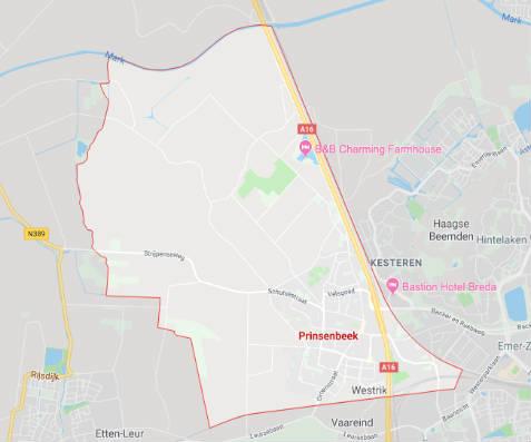 Glashandel Prinsenbeek