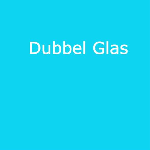 Dubbel Glas