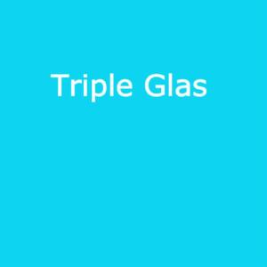 Triple Glas